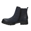 Ladies' ankle shoes bata, blue , 696-9606 - 26