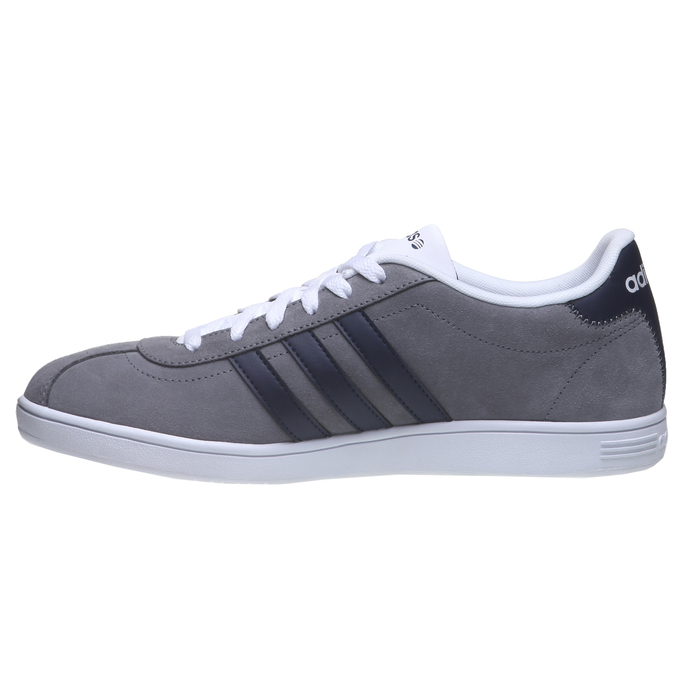Casual walking shoes for men adidas, gray , 803-2122 - 15