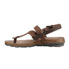 Ladies' leather sandals weinbrenner, brown , 566-4101 - 16
