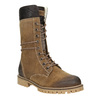 Ladies' winter boots with fur weinbrenner, brown , 593-8476 - 13