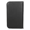 Leather manicure set, black , 944-6205 - 16