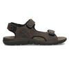 Leather sandals with Velcro fasteners, 866-4631 - 19