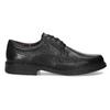 Men's leather dress shoes fluchos, black , 824-6448 - 19
