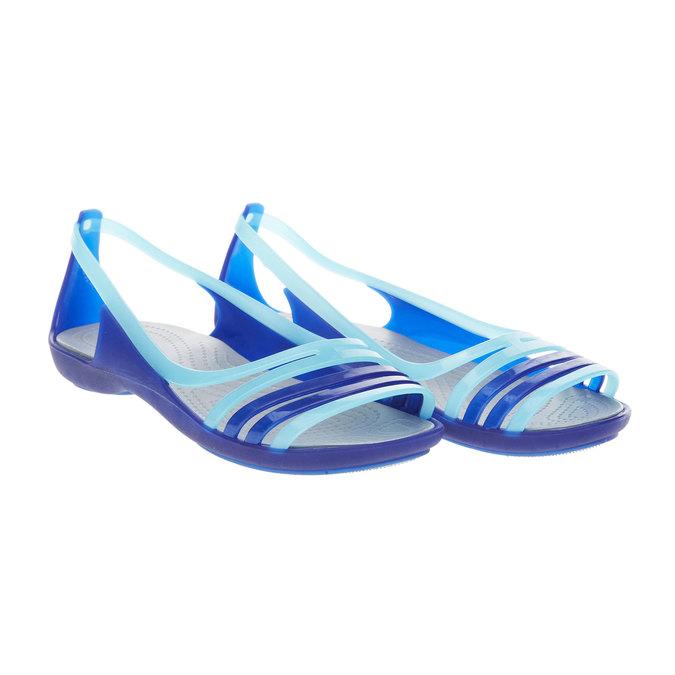 Women's sandals crocs, blue , 571-9014 - 26