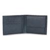 Men's leather wallet, blue , 944-9188 - 15